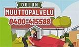KHP-Oulun Muuttopalvelu